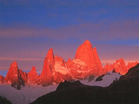 atardecer-en-la-patagonia